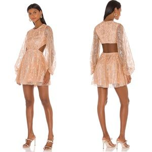 NWT ALICE MCCALL Magic Thinking Mini Dress